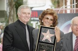 Sophia Loren, Charlton Heston