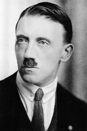 ADOLF HITLER - 'BROWN-SHIRT' RALLY IN NUREMBERG IN 1927