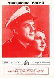 Submarine Patrol - 1938