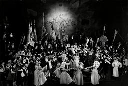 Opera ' The Mastersingers' At Sadlers Wells