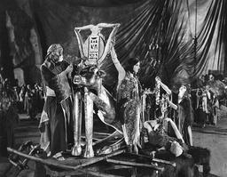The Ten Commandments - 1923