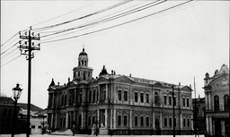 City Hall Porto Alegre Brazil.