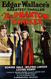 The Phantom Strikes - 1938