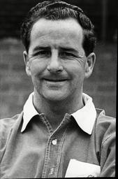 Footballer Cyril Williams Of Bristol City Fc.