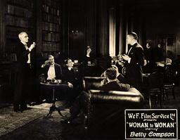 Woman To Woman - 1923