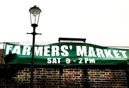 Farmer:s market, London.