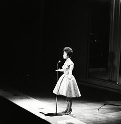 'Sunday Night at the London Palladium' TV Programme. - 27 Jan 1963