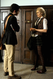 GOSSIP GIRL, from left: Penn Badgley, Blake Lively, 'The Magnificent Archibalds', (Season 2, ep. 211