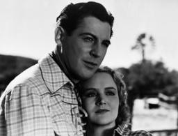 DANGER VALLEY, from left: Jack Randall, Lois Wilde, 1937