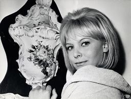 German Actress Ingrid Schoeller