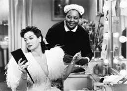 NO TIME FOR COMEDY, from left: Rosalind Russell, Louise Beavers, 1940