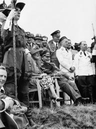 Hermann Goring and Emmy Goring, 1939