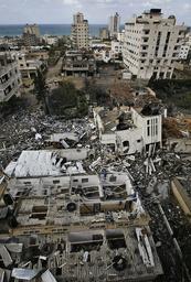 MIDEAST-PALESTINIAN-ISRAEL-GAZA-CONFLICT