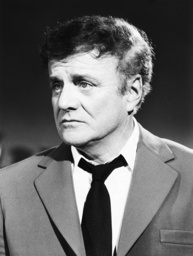 ARCHER, Brian Keith in 'Shades of Blue' (Season 1, Episode 4, aired February 20, 1975), 1975