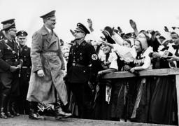 Third Reich - Hitler 1937