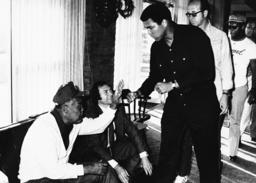 Muhammad Ali, Joe Louis