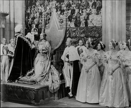 Film 'victoria The Great' (1937) Starring Anna Neagle As Queen Victoria.