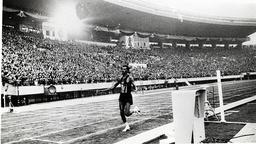 Marathon Runner Abebe Bikila 1932 - 1973