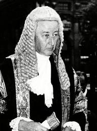 Mr Justice Sir Fenton Atkinson.