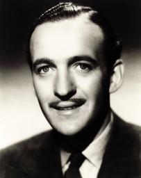 David Niven - 1937