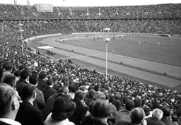 German Soccer League - Season 1963-1964 - Hertha BSC Berlin - 1. FC Nuremberg 1-1
