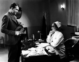 1934 - Once to Every Woman - Movie Set