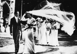 Hochzeit/London 1938/Hochzeitszug... - Wedding/London 1938/Wedding procession -