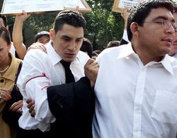 VICTOR HERRERA LEAVES STATE SUPREME COURT IN NEW YORK