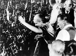President of Argentina Juan Peron 1895 - 1974
