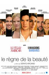 AN EYE FOR BEAUTY, (aka LE REGNE DE LA BEAUTE), Canadian poster, from left: Genevieve