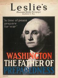 Washington Father of Preparedness 1916 - Washington Father of Preparedness 1916 - Washington Father of Preparedness 1916