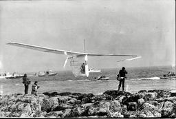 Aviation Man Powered Aircraft Gossamer Albatross ? 1979