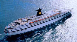 FILE PHOTO OF THE SUN VISTA CRUISE LINER