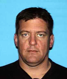 Bruce Jeffrey Pardo, the only suspect in a shooting in Covina, California on December 24, 2008, is seen in this undated handout photo