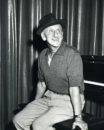 Jimmy Durante / Foto 1957 - Jimmy Durante / Photo / 1957 - Durante, Jimmy, James Francis D., dit ; acteur de cinéma com