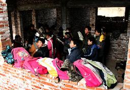 CHINA-EDUCATION-SCHOOL-HUMAN-RIGHT