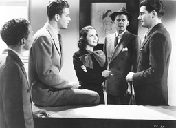 1937 - Love Is On The Air - Moive Set