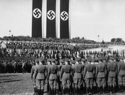 Rallies during the Nuremberg Rally, 1936