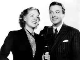 WAKE UP AND LIVE, from left, Alice Faye, Jack Haley, 1937, TM and Copyright ©20th Century Fox Film C
