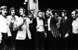 Farewell song for Uwe Seeler