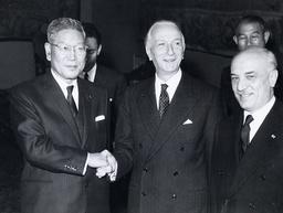 Japanese Politician Hayato Ikeda (1899-1965)