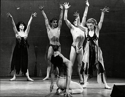 The Lindsay Kemp Dance Mime Company.