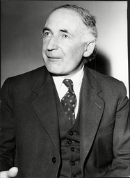 Sir Bernard Lovell Professor Of Radio Astronomy At Manchester University And Director At Jodrell Bank Observatories.