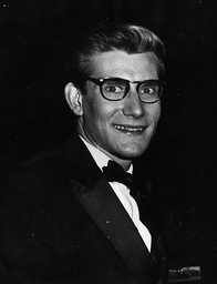 Yves Saint Laurent Fashion Designer (died 1st June 2008 Aged 71) Pictured Here In 1966.