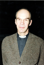 Canon Anthony Harvey Of Westminster Abbey.