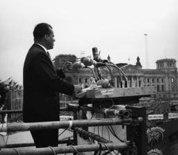 Willy Brandt, Rede 1.5.1960 Berlin - Willy Brandt / Berlin / Speech / 1960 -
