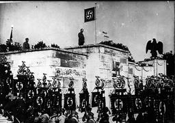 Nazi Leader Adolf Hitler 1889 - 1945