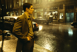 2003 - Anything Else - Movie Set