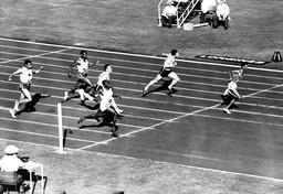 Track and Field Athlete Seraphino Antao 1937 -