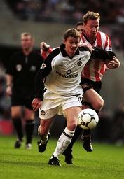 Soccer - FA Barclaycard Premiership - Sunderland v Manchester United